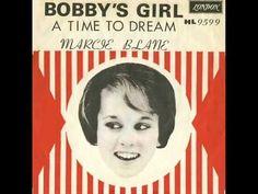 """Marcie Blaine - """"Bobby's Girl"""" (1962)"""