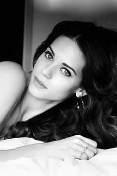 Lyndsy Fonseca. My top pick for Anastasia Steele.