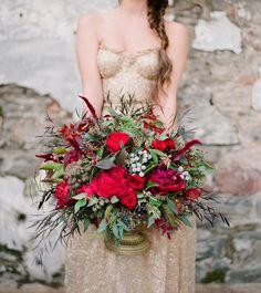 Inspiración boda en San Valentín