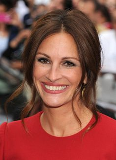 Julia Roberts her smile:), mum, actress, supports charity actions such as Children's Hospice & Palliative Care Coalition Global Fund Hole in the Wall Gang Kids Wish Network (RED) Red Cross Shane's Inspiration Stand Up To Cancer UNICEF