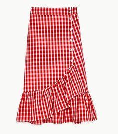 Spring weekend outfit ideas: Zara skirt
