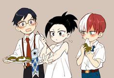 festival // iida, momo, todoroki // boku no hero academia My Hero Academia Shouto, Hero Academia Characters, I Love Anime, Me Me Me Anime, Manga Anime, Familia Anime, Rich Kids, Boku No Hero Academy, Anime Art Girl