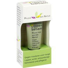 APOTHEKERS Lippenbalsam Tube:   Packungsinhalt: 8 ml Balsam PZN: 01914570 Hersteller: Dr.R.PFLEGER GmbH Preis: 2,87 EUR inkl. 19 % MwSt.…