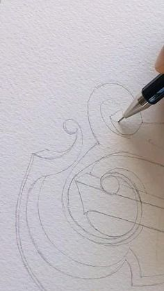 Here's a sneak peak behind the scenes of a lettering design sketch. This large lettering is part of a beautiful, vintage circus invitation design for a private celebration. Follow the link to see what this becomes. #letteringdesign #letteringsketch #pencilsketch Circus Theme, Circus Birthday, Circus Party, Birthday Parties, Painting Tattoo, Body Painting, Painting Art, Different Lettering Styles, Ring Sketch