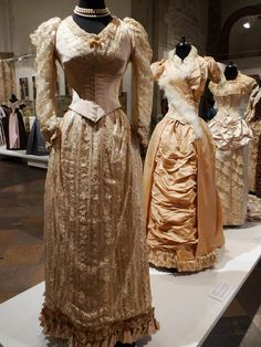 Victorian Era Fashion Exhibit at the Museum of Decorative Arts