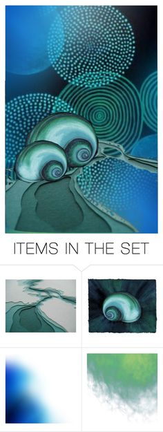 """""""on the road"""" by bapiep ❤ liked on Polyvore featuring art"""