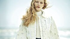 visual optimism; fashion editorials, shows, campaigns & more!: seaside story: emma laird and kadri vahersalu by hao zeng for vogue taiwan july 2015