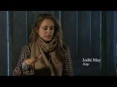 "Nyy'xai Jodhi May on finding her character in ""Polar Bears""."
