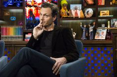 'Scandal' star Tony Goldwyn: Sex scenes with Kerry Washington are 'a problem' for my wife Star's real-life love Jane Musky won't watch the show he reveals to Bravo's 'Watch What Happens Live.'