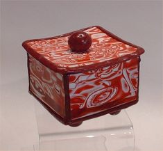 polymer clay | Kasey's Creations - Polymer Clay Boxes