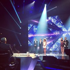 What a show! Well done to Fleur East & Ben Headow and Simon having both of them in the final.