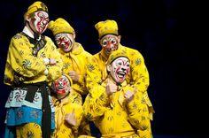 Monkey King, Chinese Opera #Taiwan
