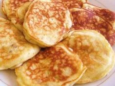 バナナと卵だけで! パンケーキの画像