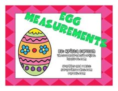 This Easter themed math activity is a perfect supplemental activity for a unit on measurement or as a review of measurement for your students. The ...