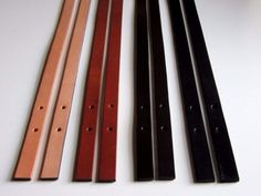 Genuine Leather Replacement Bag Straps