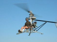 September 21 2005 Flying is not a sport generally associated with those people who are light of wallet which makes the Mosquito Ultralight helicopter someth Personal Helicopter, Helicopter Plane, Fly Plane, Helicopter Private, Drones, Ultralight Helicopter, Fishing Hole, September 21, Sports