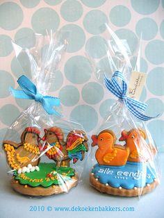 Unique Decorated Cookies