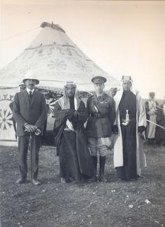 High Commissioner; Amir Abdallah; Sir Wyndham Deedes; Abdallah Ibn Hussein [April 1921]