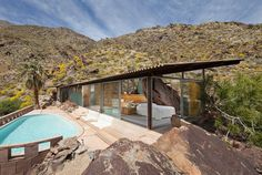 Design is fine. History is mine. — Albert Frey, House # 2, Palm Springs, California....