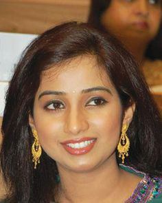 Indian playback singer Shreya Ghoshal at Flato Markham Theatre Oct. 9.