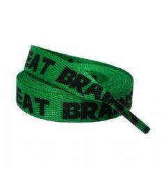 Eat Brains Roller Derby Laces http://www.badsheepboutique.com/eat-brains-roller-derby-laces-322-p.asp #rollerderby #zombie
