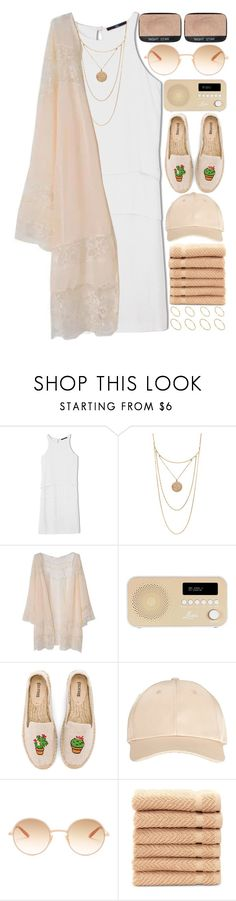 """5607"" by tiffanyelinor ❤ liked on Polyvore featuring TIBI, Forever 21, Enchanté, Lava, Soludos, Miss Selfridge, Garrett Leight, Linum Home Textiles and ASOS"