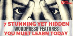 WordPress is a piece of cake to learn. We all know that! But there are so many amazing, yet hidden features, tips and tricks that you are probably (definitely) NOT aware of. So in this post I want to show you 7 stunning (yet hidden) WordPress features that can make your website/blog and how you …