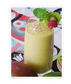 11 Healthy Tropical Smoothie Recipes - mom.me