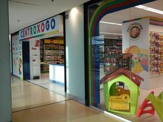 Loja do Spacio Shopping Olivais - Portugal