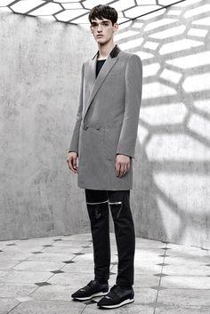 Spring 2015 Menswear - Balenciaga