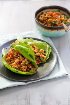 Sweet and Spicy Lettuce Wraps    Let me just state publicly that I am a carb lover to the core. While I eat them in moderation and generally try to eat whole grains, I adore bread, … Read More   http://feedproxy.google.com/~r/AnniesEats/~3/ix_1po8tiOQ/