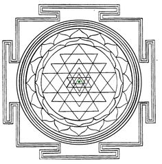 Feeling Stressed? Draw a Mandala. Peace for the chaotic mind. ~ Yesica Pineda, Feb 3, 2009
