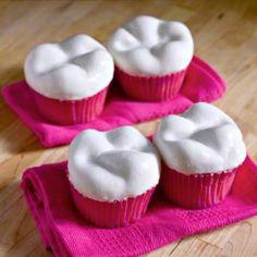 """дали е вкусна тази захарна глазура на тези """"зъбни"""" мъфини?"""