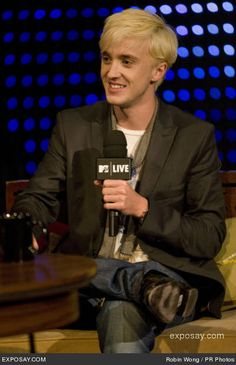 Tom Felton how classy a man could be❤