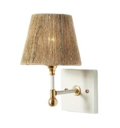 KATY HEMP WRAPPED SCONCE SKU: KATY-HW-SC. $345.00