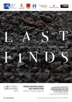LAST FINDS - Marco Abbamondi / Stefano Ciannella