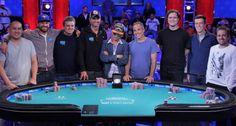 Основная часть Мировой серии покера уже позади... Осталось узнать самое главное: кто станет победителем Главного События WSOP? Представляем вашему вниманию 9 счатливчиков, пробившихся за финальный стол этого престижного ивента!