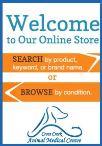 A link to our online store/pharmacy.