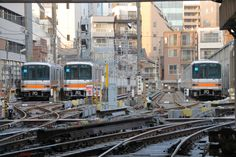 Ginza line is the first subway in Japan. Now it runs between Asakusa and…