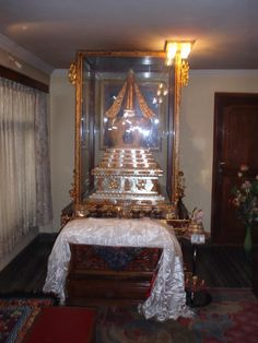 Estupa habitación Sogye Trichen Rinpoche