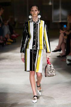 Trend #3 Solid Stripes... by Prada