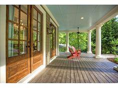 front porches make me happy