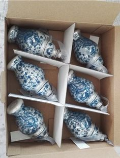 345 best Chinoiserie Blue and White Christmas images on Pinterest in ...