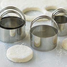 Biscuit Cutters, Set of 5   Williams-Sonoma