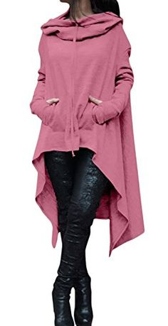 6d882663601f2 Gender: Women Item Type: Hoodies,Sweatshirts Weight: Sleeve Length(cm):  Full Pattern Type: Solid Clothing Length: Long Hooded: Yes Style: Casual  Model ...