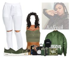 """she back"" by obey-957 ❤ liked on Polyvore featuring NIKE, WearAll, Samsung, Free Press, MICHAEL Michael Kors, Topshop, Royce Leather, Forever 21 and Dinny Hall"