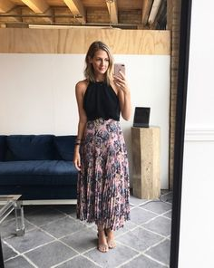 Give me all the maxis for pre-fall. But really, I'll wear one now like that and later with a leather jacket. http://liketk.it/2suzo #liketkit @liketoknow.it #LTKstyletip #LTKsalealert