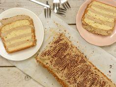 Wat lijkt me dat lekker mmmmm Dutch Recipes, Cooking Recipes, Loaf Cake, Happy Foods, Mocca, How To Make Cake, Love Food, Cupcake Cakes, Cupcakes
