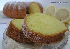 Soft and fragrant lemon donut Having fun in the kitchen … – Pastry Donut Recipes, Cake Recipes, Dessert Recipes, Italian Desserts, Lemon Desserts, Blog Patisserie, Torte Cake, Plum Cake, Sweet Cakes
