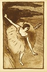 University of Michigan Museum of Art: Danseuse sur la Scene Saluant; Edgar Degas, Degas Dancers, University Of Michigan, Gravure, Art Inspo, Art Museum, Printmaking, Moose Art, Scene